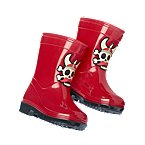 Viking Skull Rainboots