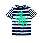Octopus Stripe Tee