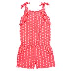 Dot Stripe Romper