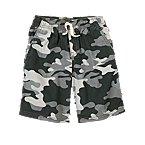 Camo Pull-On Shorts