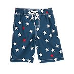 Star Swim Trunks