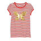 Butterfly Stripe Tee