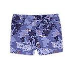 Beach Print Shorts