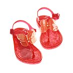Butterfly Jelly Sandals