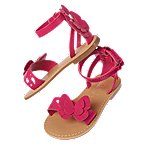 Butterfly Cut-Out Sandals