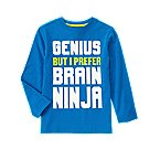 Genius But I Prefer Brain Ninja Tee
