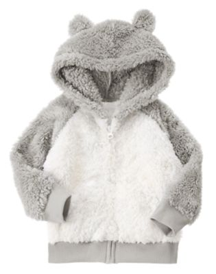 Fuzzy Critter Hoodie