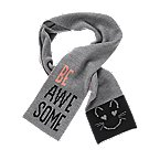 Be Awesome Scarf
