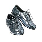 Sparkle Oxford Shoes