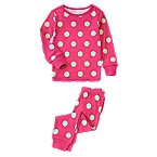 Polka Dot 2-Piece Pajama Set