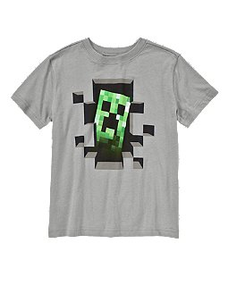 Minecraft Creeper Tee