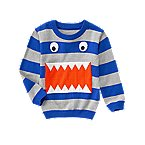 Monster Stripe Sweater