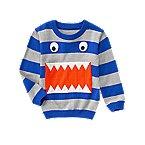 Monster Stripe Sweater