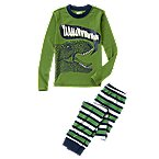 Yaaaaawwwwnnn T-Rex 2-Piece Pajama Set