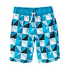 Kaleidoscope Swim Trunks