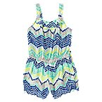 Dash Chevron Romper