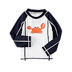Crab Rash Guard