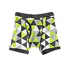 Triangle Patterned Boxer Briefs