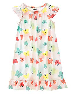 Butterfly Pajama Gown