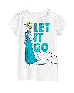 Let It Go Tee