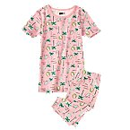 Beach Icon Two-Piece Shortie Pajama Set