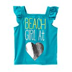 Beach Girl At Heart Tank