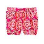 Geo Flower Bubble Shorts
