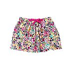 Petal Print Skirt