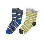 Stripe Socks 2-Pack