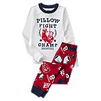 Pillow Fight Champ 2-Piece Pajama Set