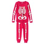 Skeleton 2-Piece Pajama Set