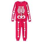 Skeleton 2-Piece Pajama Set