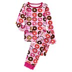 Donut 2-Piece Pajama Set