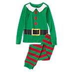 Elf 2-Piece Pajama Set