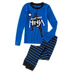 Nighttime Ninja 2-Piece Pajama Set