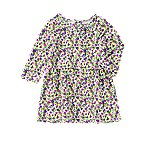 Petal Print Dress