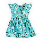 Birdie Print Dress