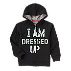 I Am Dressed Up Hoodie