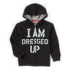 I Am Dressed Up Hoodie