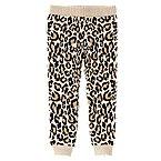 Leopard Print Sweater Leggings