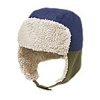 Colorblock Earflap Hat