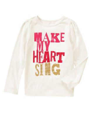 Make My Heart Sing Tee