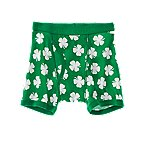 Four-Leaf Clover Boxer Briefs