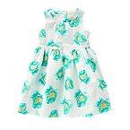 Sparkle Floral Dress