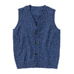 Marled Sweater Vest