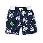 Palm Tree Swim Trunks