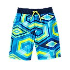 Geo Swim Trunks