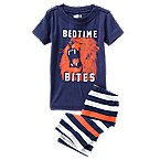 Bedtime Bites 2-Piece Shortie Pajama Set