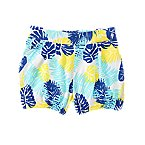 Palm Bubble Shorts