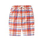 Plaid Shorts
